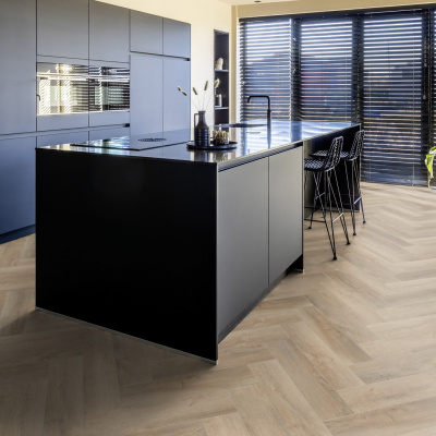 Afbeelding van Luxury Living Premium 0.5 Visgraat Avignon Oak RCV9110