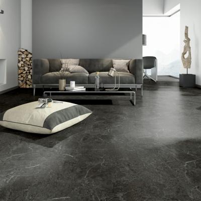 Afbeelding van Aspecta Elemental Dryback Vierkante Tegels Classic Marble Black D739111X