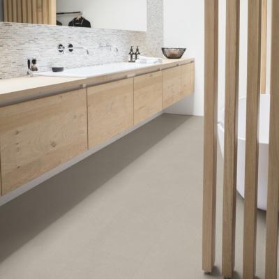 Foto van Luxury Living Premium 0.5 Tiles Beton Grey Light RCS8150
