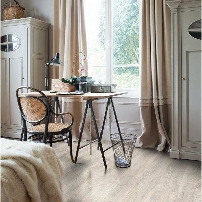 Foto van Quick-Step CL1653 Reclaimed Patine eik Wit