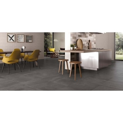Foto van Supergress Carnaby Dark 60 x 60