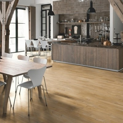 Foto van Quick-Step Balance Glue Plus Canyon Eik Natuur BAGP40039