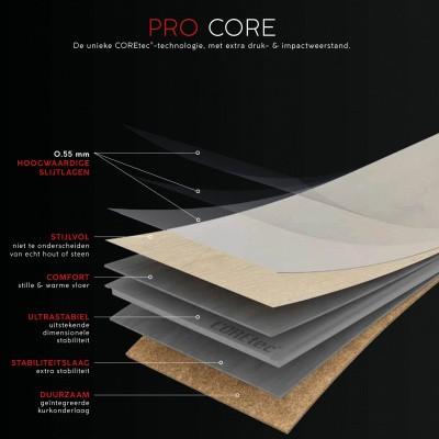 Foto van COREtec Pro Plus 1219 Luxor