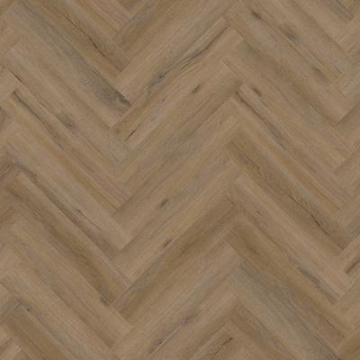 Afbeelding van Smoked Oak Natural LF125701 Visgraat Rigid Click PVC
