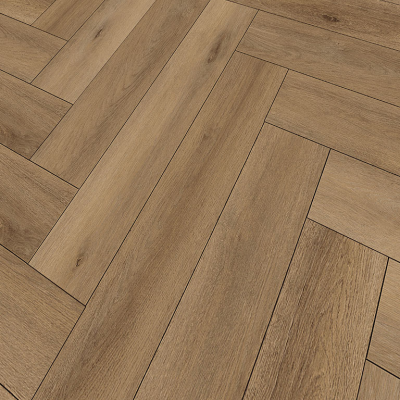 Foto van Luxury Premium Collectie Salt Lake City Oak 3527HE Visgraat Plak