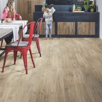 Foto van Quick-Step Balance Glue Plus Canyon Eik Lichtbruin BAGP40031