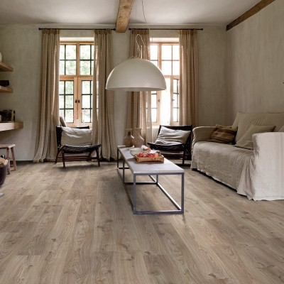 Foto van Quick-Step Balance Glue Plus Select oak Light BAGP40026