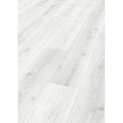 Foto van Kronotex Trend Eiken Wit Rustiek inclusief ondervloer + deel plint!