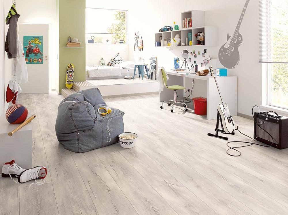Laminaat Wit Eiken : Verdon eik wit online kopen luxury floors
