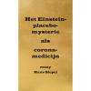 Afbeelding van Het Einstein-placebo-mysterie als corona-medicijn