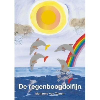 Foto van De regenboogdolfijn (softcover)