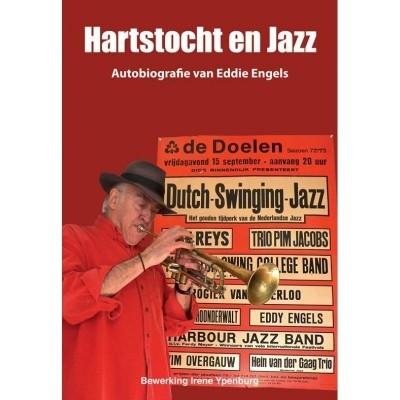 Foto van Hartstocht en jazz (met gratis cd)