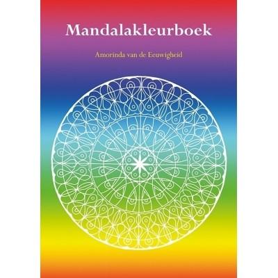 Foto van Mandalakleurboek