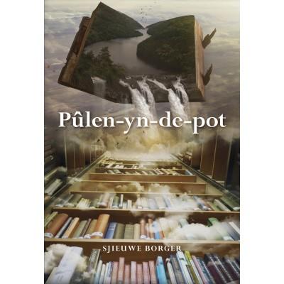 Foto van Pûlen-yn-de-pot e-boek