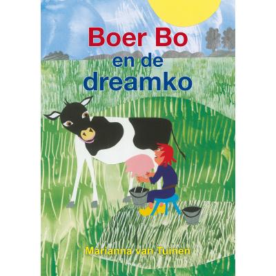 Foto van Boer Bo en de dreamko e-boek