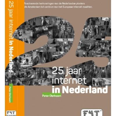 Foto van 25 Jaar Internet in Nederland