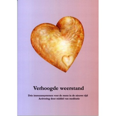 Foto van Verhoogde weerstand (met meditatie-cd)