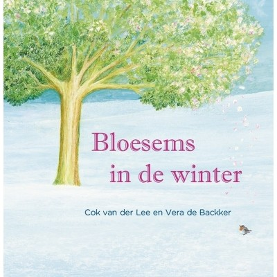 Foto van Bloesems in de winter