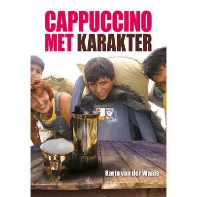 Foto van Cappuccino met karakter