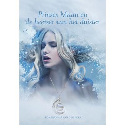 Foto van Prinses Maan en de heerser van het duister - e-boek