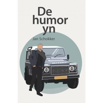 Foto van De humor yn e-boek