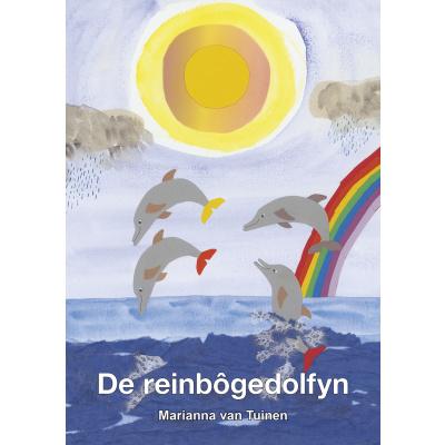 Foto van De reinbôgedolfyn e-boek