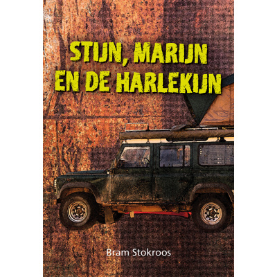 Foto van Stijn, Marijn en de Harlekijn