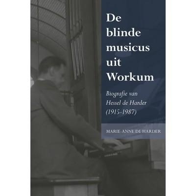 Foto van De blinde musicus uit Workum