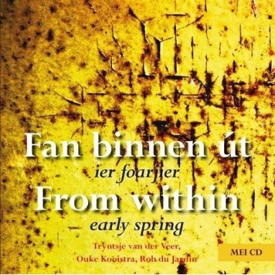 Fan binnen ut - From within (mei cd)
