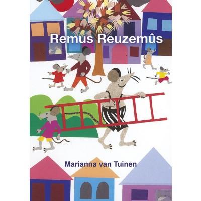 Remus reuzemûs e-boek