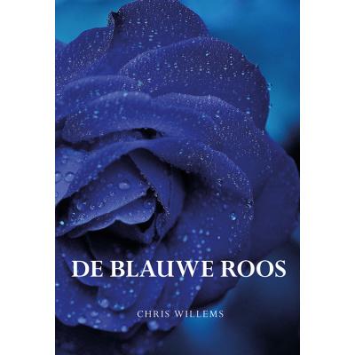 Foto van De blauwe roos