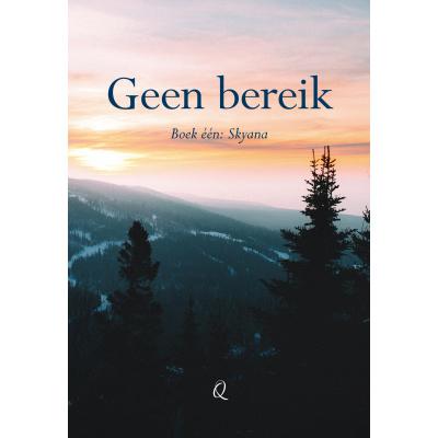 Foto van Geen bereik e-boek