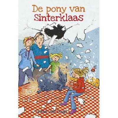 Foto van De pony van Sinterklaas
