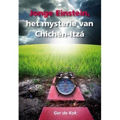 Foto van Jonge Einstein, het mysterie van Chichen-Itza