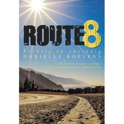 Foto van Route 8 | Bochtig en oneindig