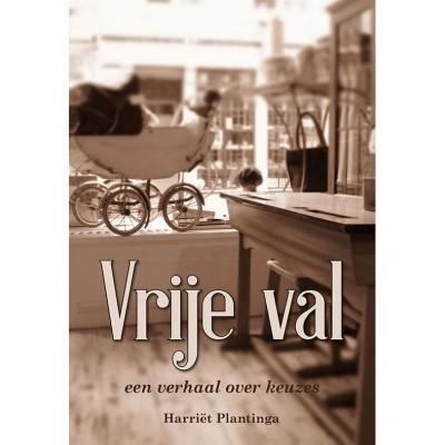 Foto van Vrije val | Een verhaal over keuzes