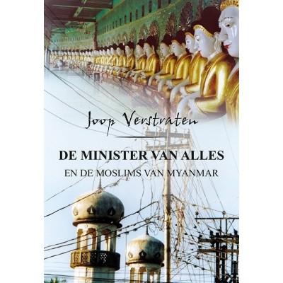 Foto van De Minister van Alles en de moslims van Myanmar