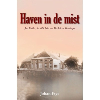 Foto van Haven in de mist