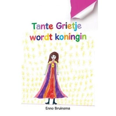 Foto van Tante Grietje wordt koningin