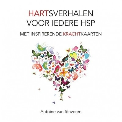 Foto van Hartsverhalen voor iedere HSP