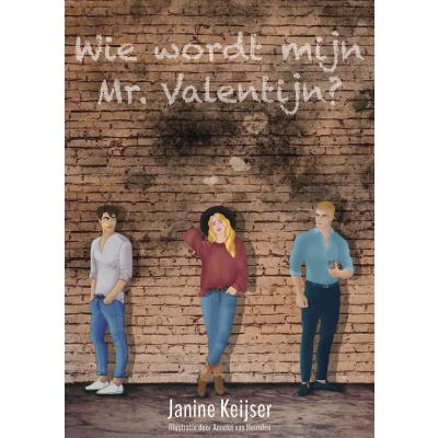 Foto van Wie wordt mijn Mr. Valentijn?