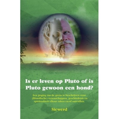 Foto van Is er leven op Pluto of is Pluto gewoon een hond