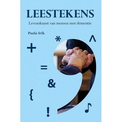 Foto van Leestekens | Levenskunst van mensen met dementie