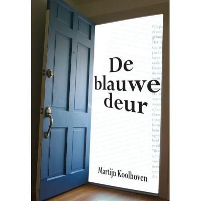 Foto van De blauwe deur