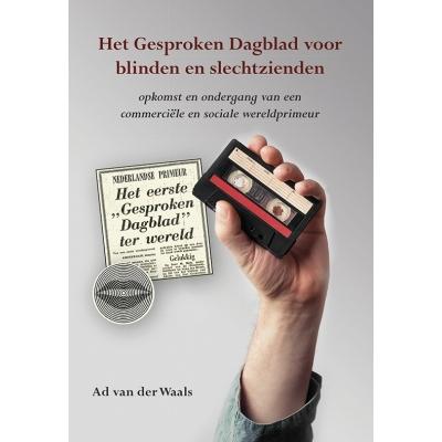 Foto van Het gesproken Dagblad voor blinden en slechtzienden
