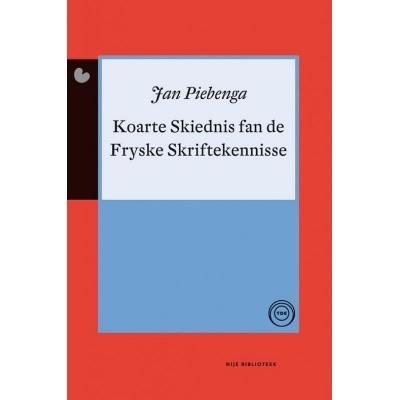 Foto van Koarte Skiednis fan de Fryske skriftekennisse (e-boek)
