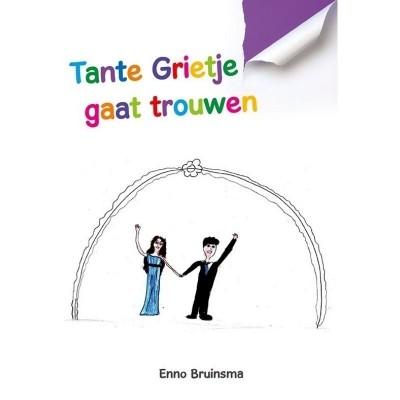 Foto van Tante Grietje gaat trouwen