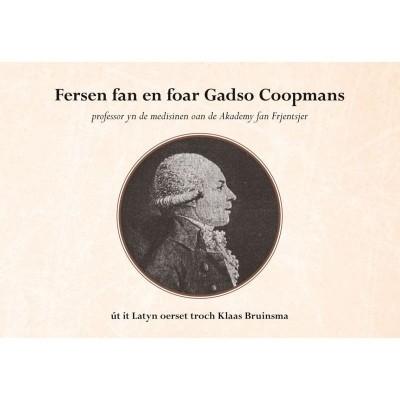 Fersen fan en foar Gadso Coopmans