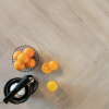 Foto van Douwes Dekker PVC Brede Visgraat Pepermunt