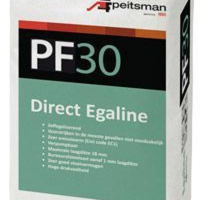Foto van PF30 Direct Egaline